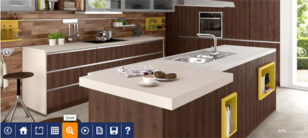 Der kuchenbauer planen bauen wohnen kuchen fur for Küchen konfigurator